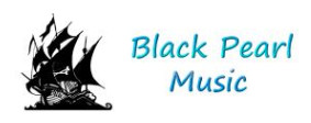 black pearl music
